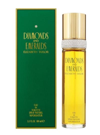 Elizabeth Taylor Diamonds & Emeralds Eau de Toilette