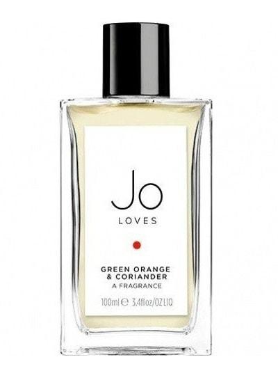Green Orange & Coriander by Jo Loves