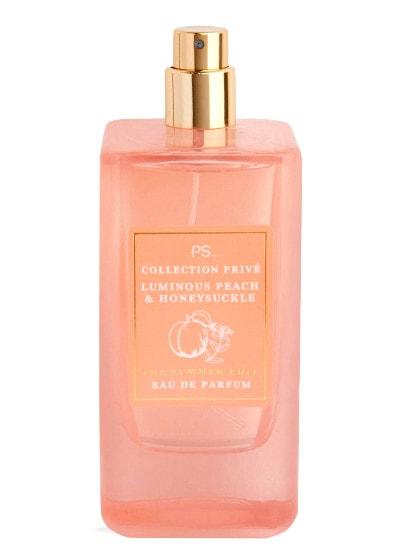 Luminous Peach and Honeysuckle Eau de Parfum