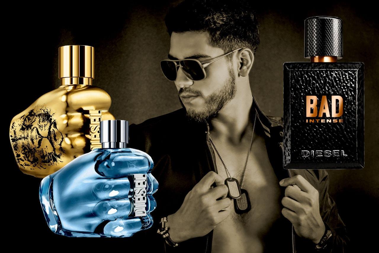 Best Diesel Fragrances For Men