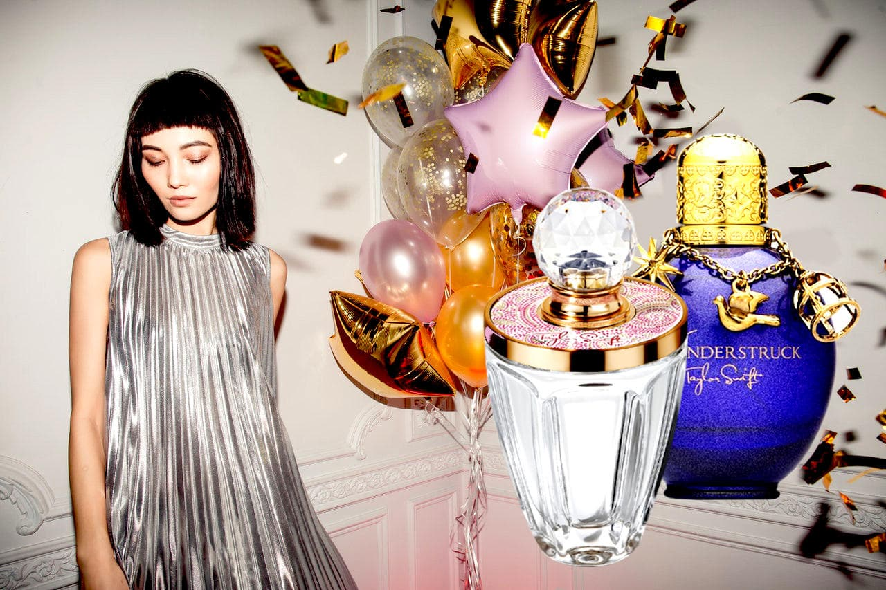 Best Taylor Swift Perfumes