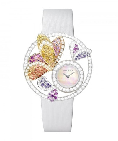 Ajourèe Bouquet D'Ailes Jewellery Watch
