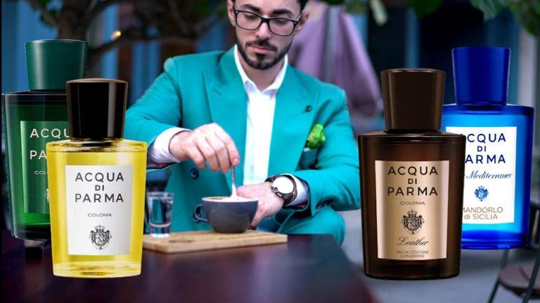 Best Acqua Di Parma Fragrances For Men