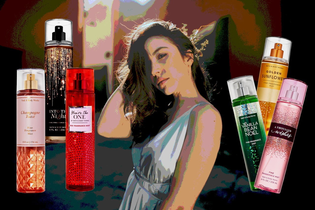 Best Body Mists From Bath And Body Works