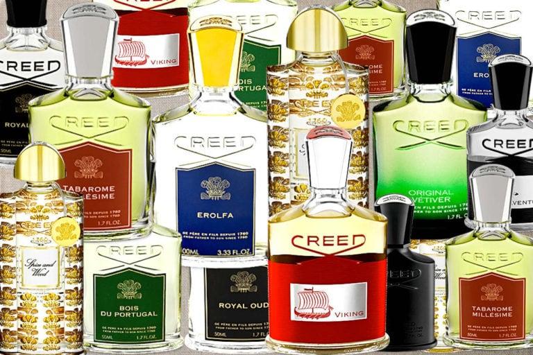 Best Creed Fragrances For Men