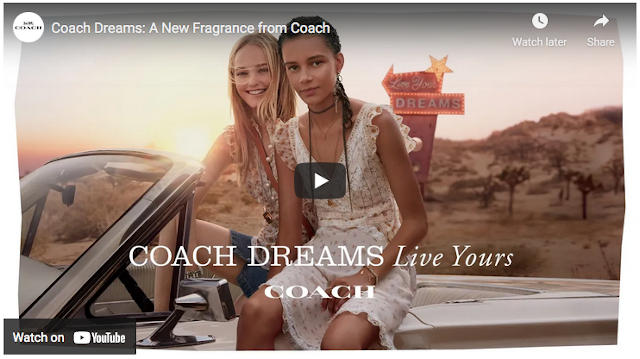 Coach Dreams official promo on youtube