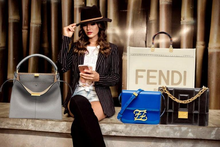Most Popular Fendi Handbags