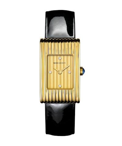 Reflet Small Gold Watch