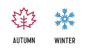 Seasons: Autumn, Winter