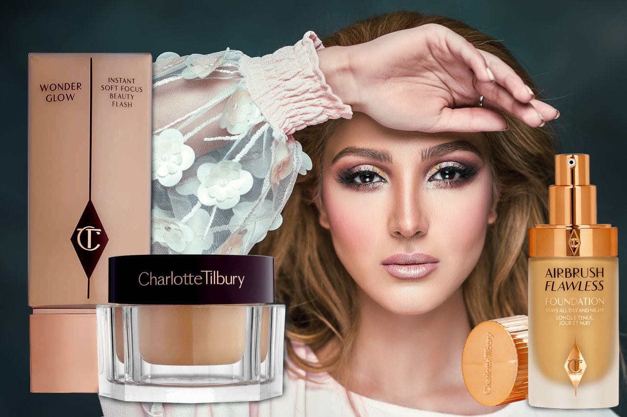 Best Charlotte Tilbury Products For Dry Skin