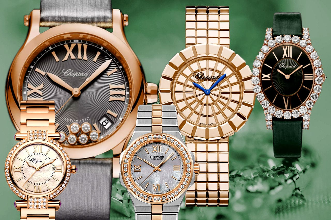 Best Chopard Watches For Ladies