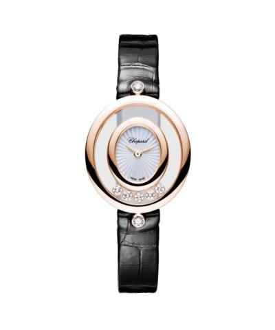 Chopard  Happy Diamonds Oval Watch