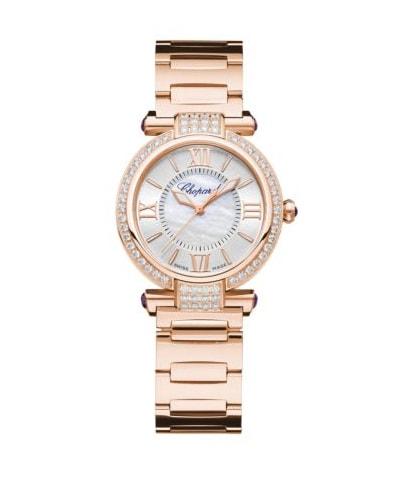 Chopard Imperiale Rose Gold Watch