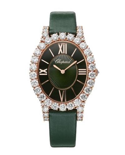 Chopard  L'Heure Du Diamant Oval Watch