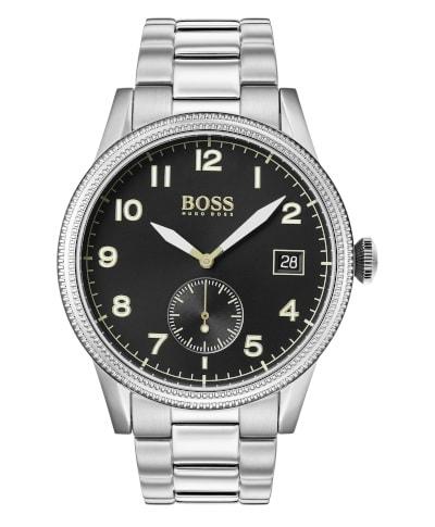 BOSS Legacy Stainless-Steel Watch