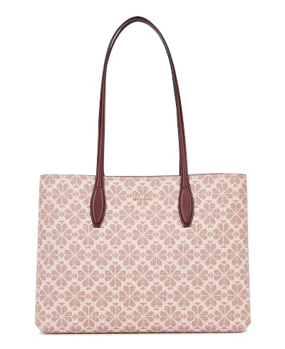 KATE SPADE All Day Large Canvas Tote