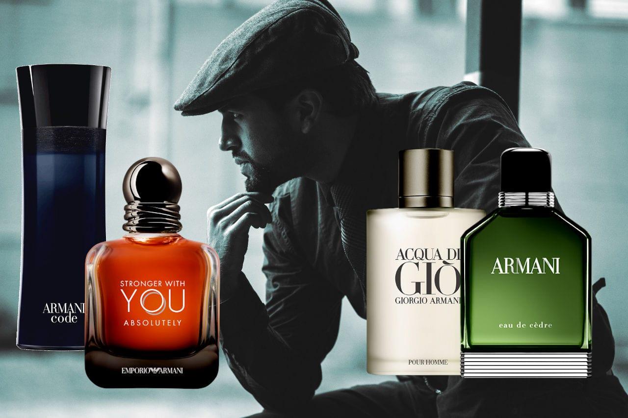 Best Armani Fragrances For Men
