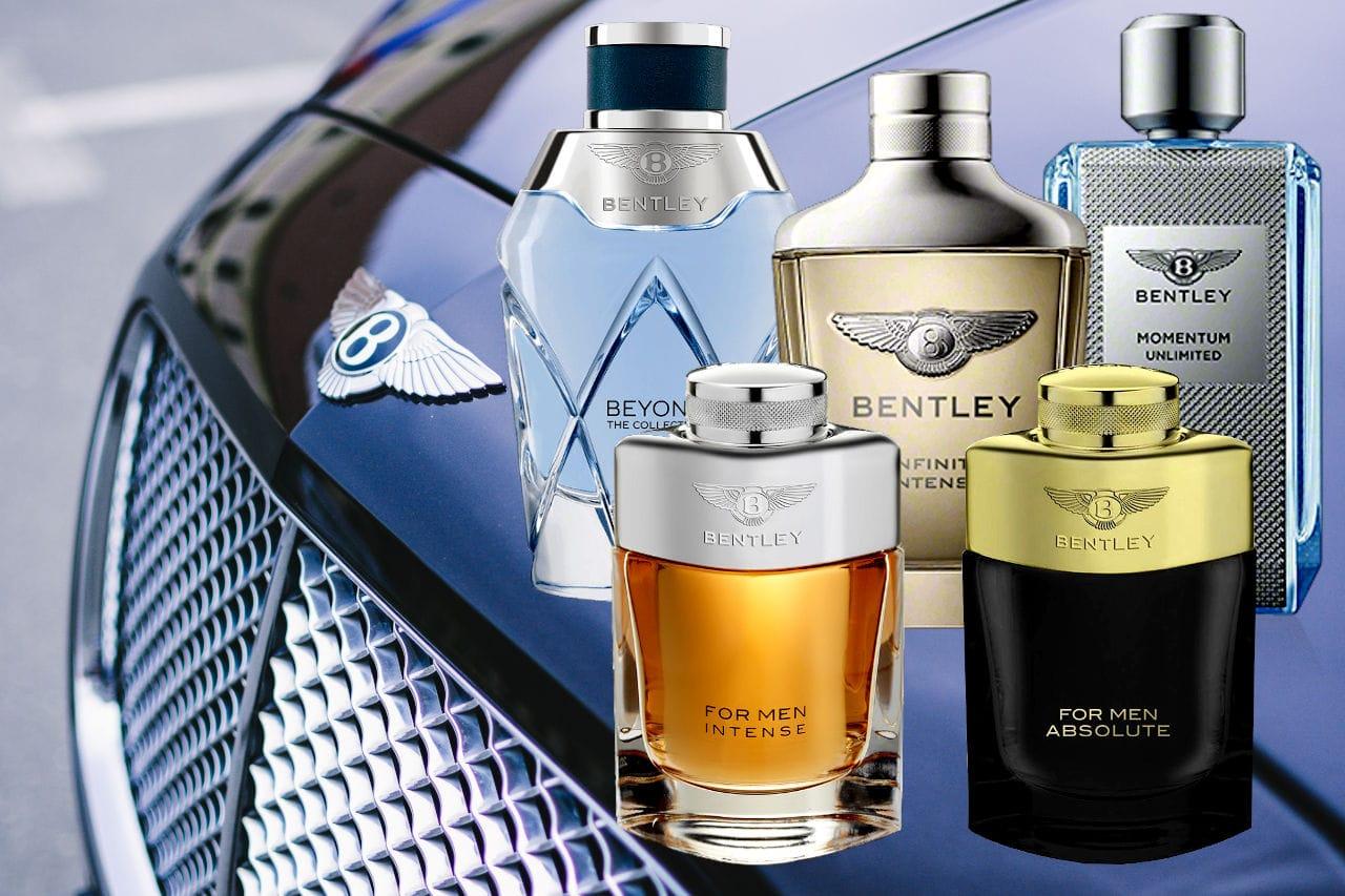 Best Bentley Fragrances For Men