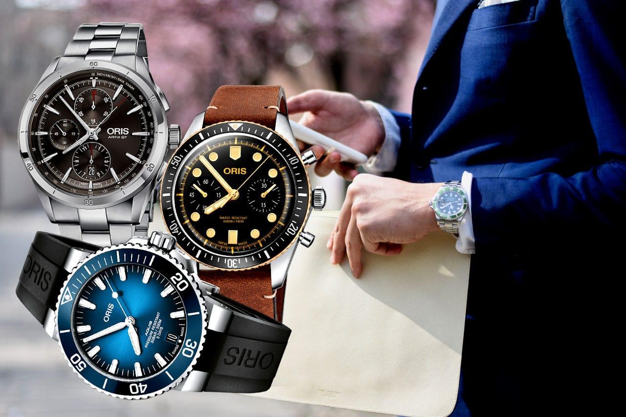 Best Oris Watches For Men