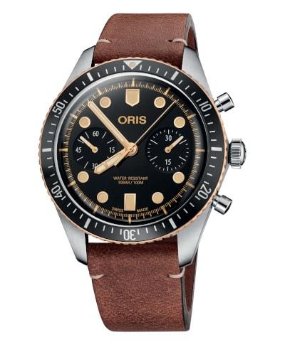 Oris Divers Sixty-Five 43mm