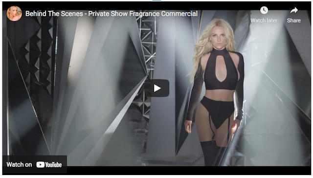 Watch Britney Behind The Scenes on Youtube
