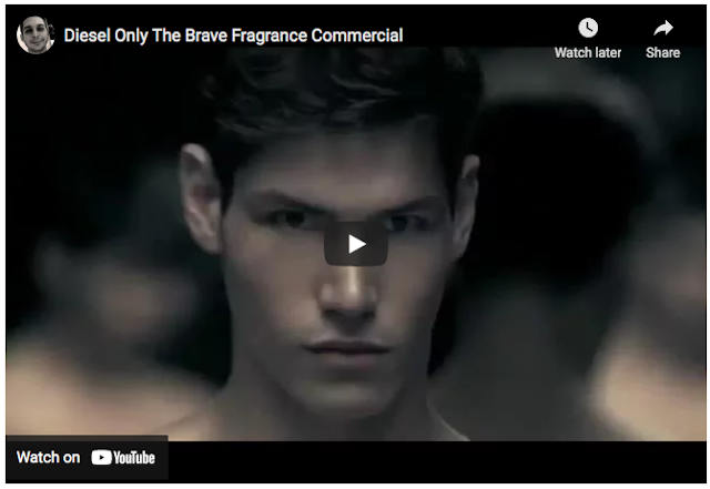 Diesel Only The Brave Official video on youtube.