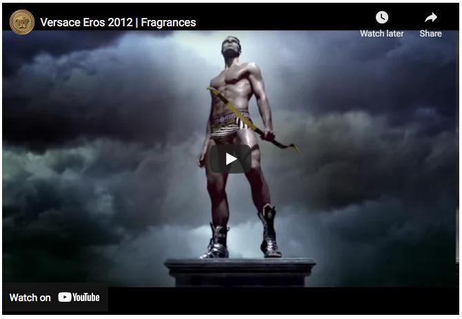Oficial Versave Eros promo on youtube.