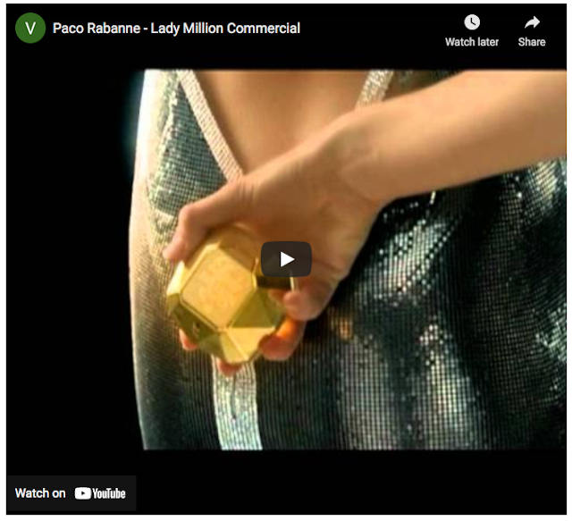 See The Official Lady Million Ad on Youtube