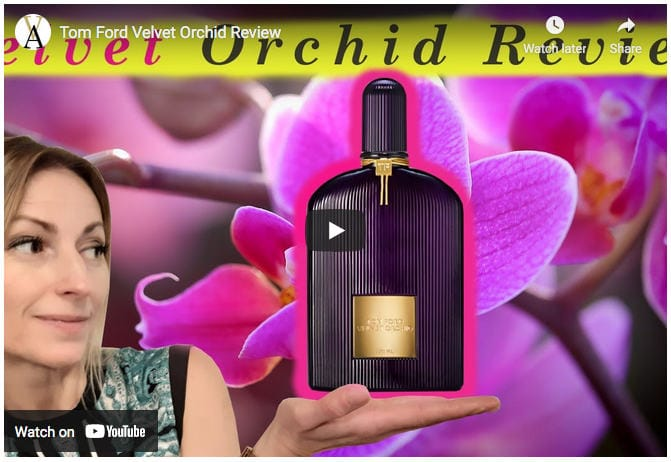 our full review of Velvet Orchid Eau de Parfum on Youtube
