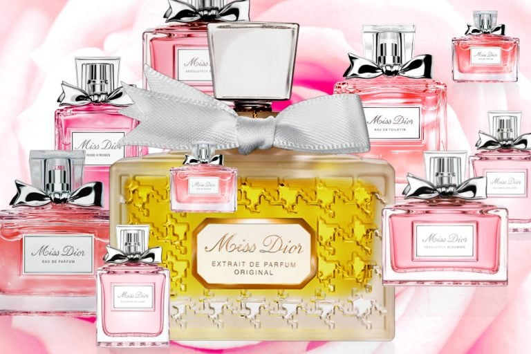 Best Miss Dior Perfumes For Any Occasion