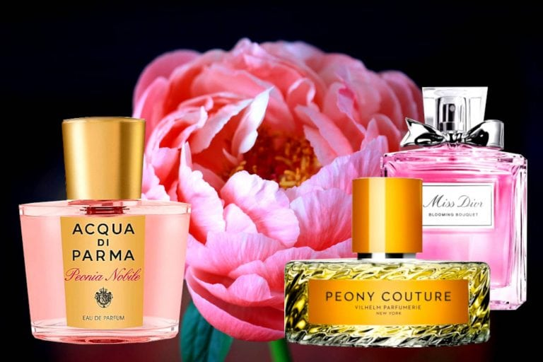Best perfumes with peony