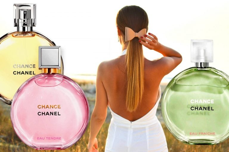 Best Chanel Chance Perfumes
