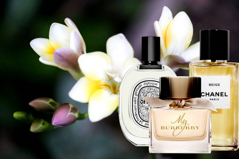 Best Smelling Perfumes With Freesia