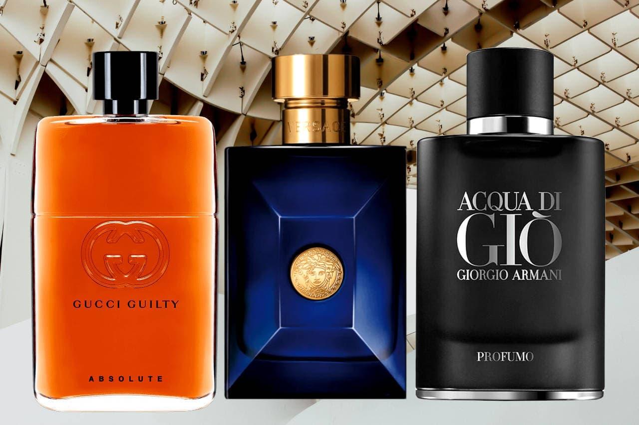 Masculine Fragrances By Alberto Morillas