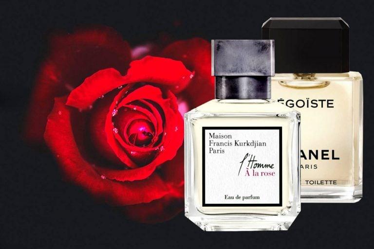 Rose Fragrances For Men Of Style
