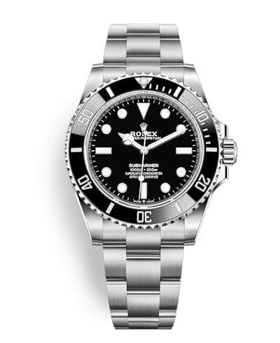 Rolex Submariner Oystersteel 124060