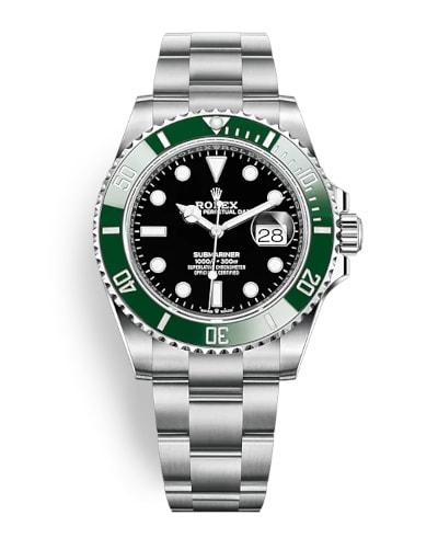 Rolex Submariner Date Oyestersteel 126610LV