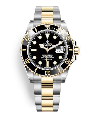 Rolex Submariner Date Oystersteel & Yellow Gold 126613LN
