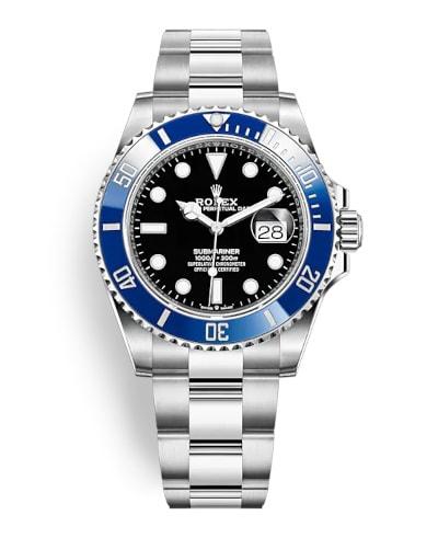 Rolex Submariner Date White Gold 126619LB