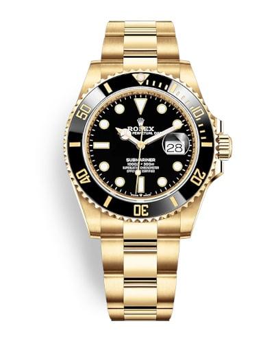 Rolex Submariner Date Yellow Gold 126618LN