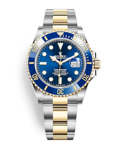 Rolex Submariner Date Oystersteel & Yellow Gold 26613LB