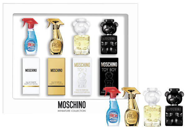 Moschino Miniature Collection: