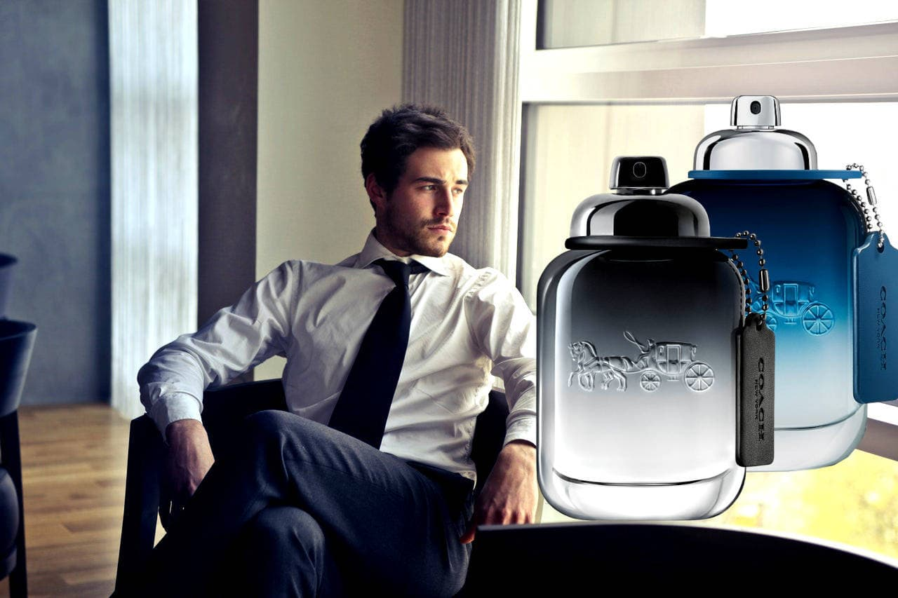 Striking Coach Fragrances For Men