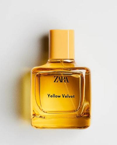 ZARA Yellow Velvet Eau de Toilette