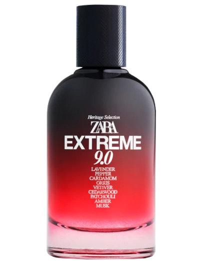 3. ZARA Extreme 9.0 Eau de Toilette