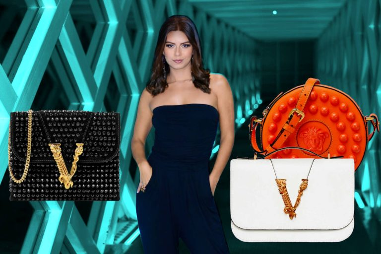 Versace Handbags You Don't What to Miss