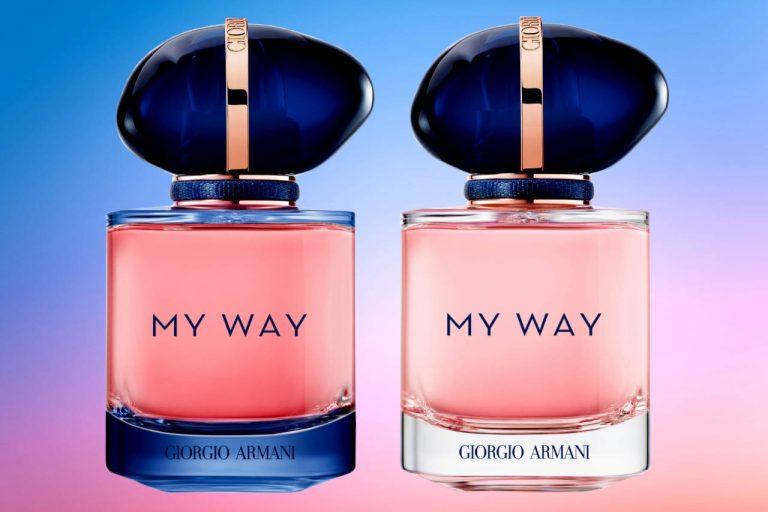 Armani My Way EDP vs My Way Intense EDP