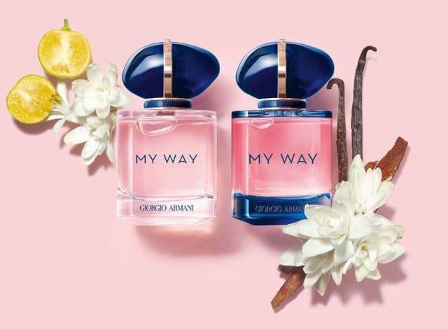 Armani My Way Fragrances