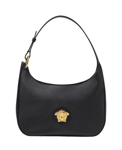 Versace La Medusa Medium Hobo Bag