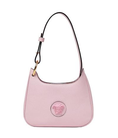 Versace La Medusa Small Hobo Bag